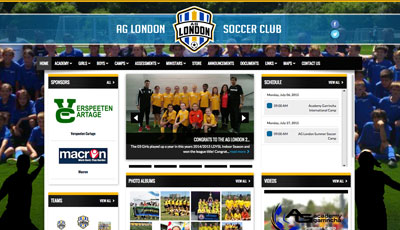 AG London Soccer Club
